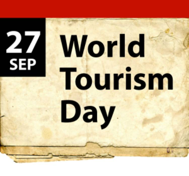 Wishing you on World Tourism Day